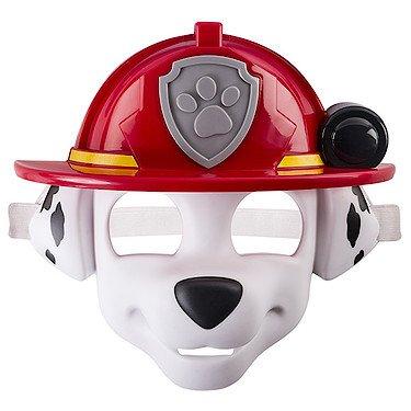 Paw Patrol – Pup Mask – Marshall – Maske für (Patrol Paw Kostüm Zuma)