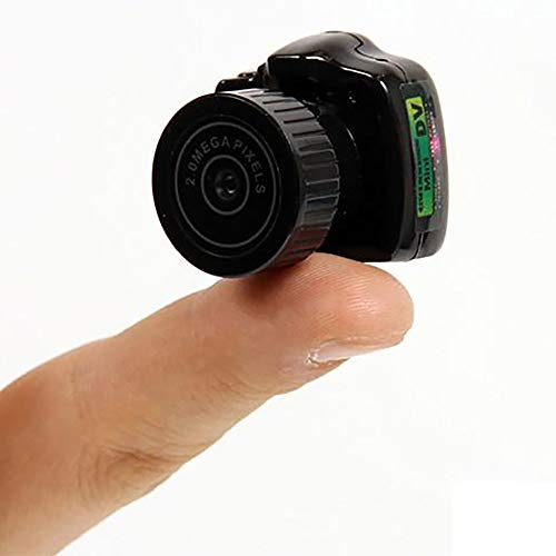 HLKYB Mini Camera, Mini Pocket DV DVR Portable Infrared Nachtsicht-SportwKameramera HD1080P Kamera mit Night Vision, Motion, Car Dash Cams. Mini-dvr Portable Pocket