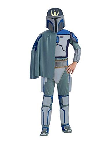Kostüm Vizsla Pre - Kostüm Star Wars Pre Vizsla deluxe Kind