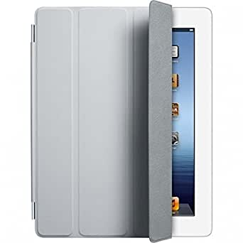 APPLE iPad2 Smart Cover Polyurethane grau