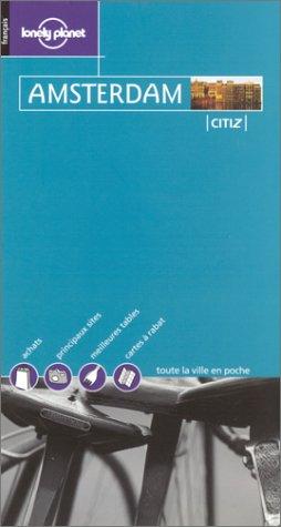 Amsterdam Citiz 2002 par Guide Lonely Planet