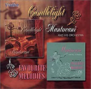 Candlelight/Favourite Melodies [Import anglais]