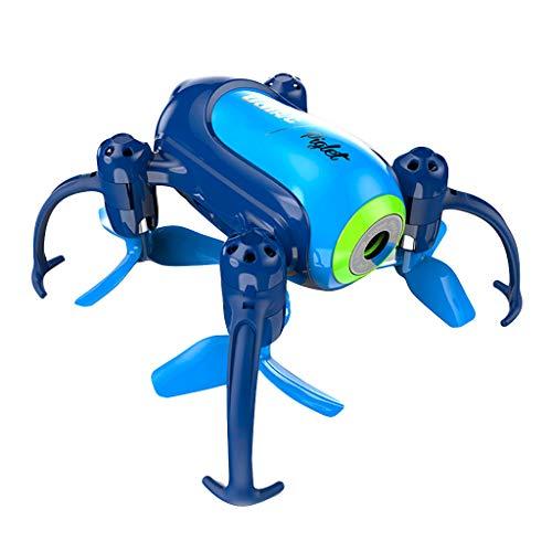 Nourich UDI U36W 2,4 GHz WiFi und FPV Mini Drohne mit Kamera Quadcopter Fernbedienung Flugzeuge Luft Drohne 480p 3 Geschwindigkeiten