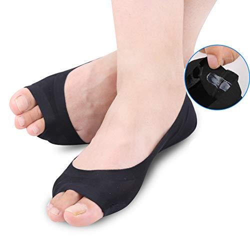 YUANID Rayon Schuheinlegesohle No Slip Silicone Gel Pad Kissen Damen Schuhe Pad - Medizinische Einheitliche