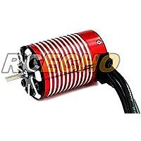 rcecho® Leopard RC Model V2 3653 4450KV 4 Poles R/C Hobby Inrunner Brushless Motor IM971 with 174; Full Version Apps Edition