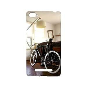 BLUEDIO Designer 3D Printed Back case cover for Xiaomi Mi4i / Xiaomi Mi 4i - G1354