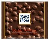Ritter Sport Noir Noisettes Entières