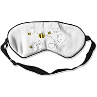 Sleep Eye Mask Bumblebee Lightweight Soft Blindfold Adjustable Head Strap Eyeshade Travel Eyepatch E9 preisvergleich bei billige-tabletten.eu