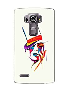 Print tech back cover for Lg g4