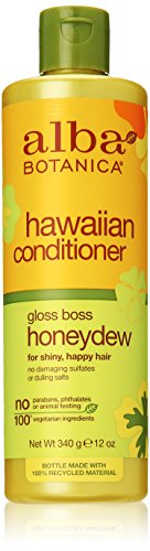ALBA BOTANICA Hawaiian Honeydew Nourishing Hair Conditioner 12 oz (Haar Pflegespülung)