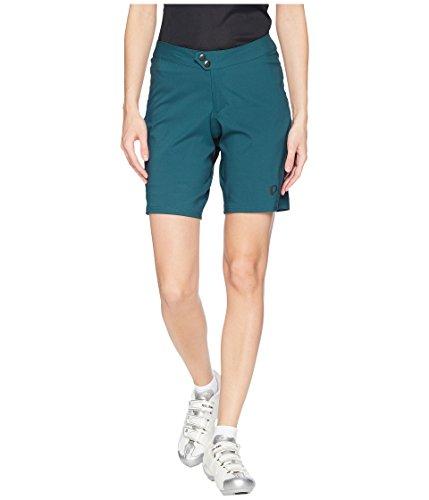 PEARL IZUMI W Canyon Shorts, Meeresmoos, 10