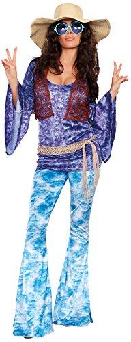 Dreamgirl 10231Wild at Woodstock Kostüm (groß)