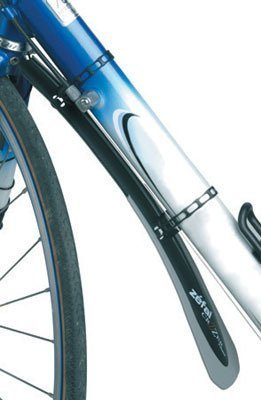 Zefal Croozer Road Front Bicycle Fender (Black) by Zefal -