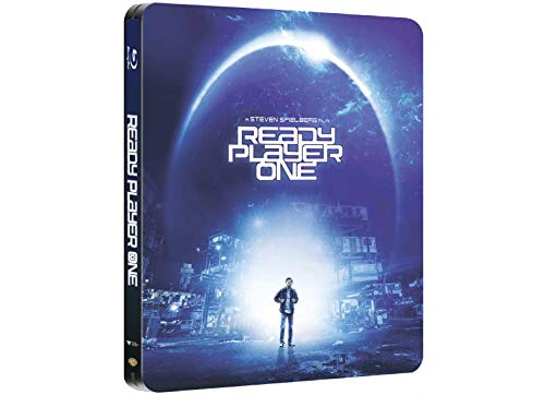 Image de Ready Player One - Edition limitée Steelbook - Blu-ray 4K HDR + Blu-Ray 3D + Blu-ray + Digital copy