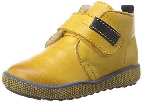 Naturino Unisex Baby 5210 VL Sneaker, Gelb (Mais), 30 EU