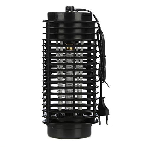 WUBOX Elektronischer Insektenkiller - Insektenschutz ohne Chemikalien, Farbe:Schwarz