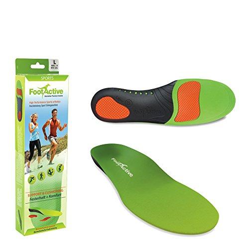 FootActive SPORT - Plantillas de alto impacto