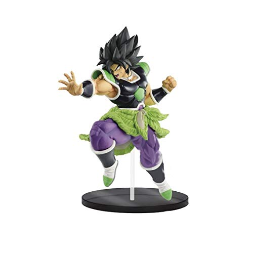 Ban presto- Soliders Dragon Ball Estatua Ultimate Soldiers Broly, (BAN