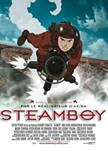 Steamboy (Director's Cut) [DVD]