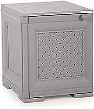 Cello Infiniti Mini 1 Net Storage Cabinet, Grey