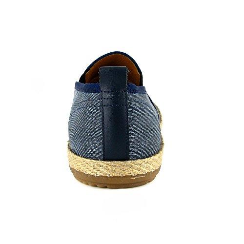 J.BRADFORD sans Gêne Textile Marine JB-Trop Bleu
