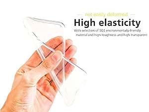Elate High Quality High Elasticity Transparent Tpu Soft Back Cover For Panasonic Eluga L2
