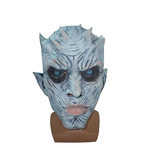 TGCYMYY Tanzmaske Night King Mask Rights Spiel Tanzmaske Ice and Fire Song
