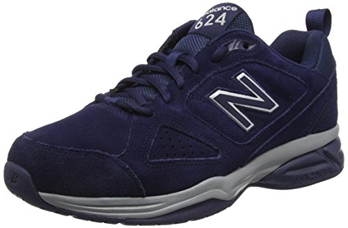 New Balance Training, Scarpe Sportive Indoor Uomo, Blu (Navy), 43 EU