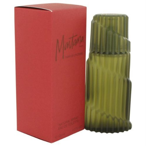 Montana Red by Montana Eau De Toilette Sprinkle 4.2 oz for Men by Montana