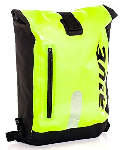AWE WASSERSICHER Fahrrad 2-1 Gepäckträgertasche und Rucksack Gepäck Pack 23L
