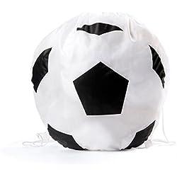 """DISOK - Mochila """"Sports"""" Futbol - Mochilas Infantiles, Colegios, Detalles para Niños"""