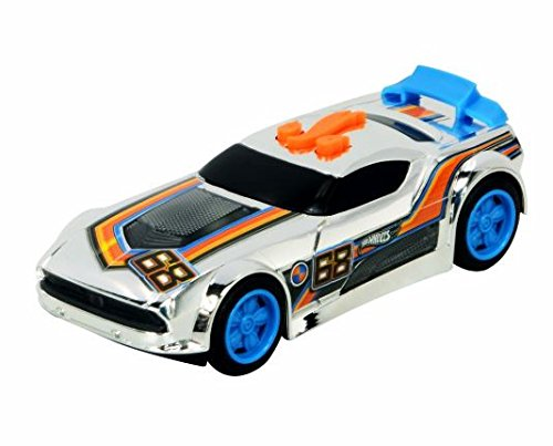 Toy State Hot Wheels coches con luz y sonidos Edge Glow Cruisers Time Tracker