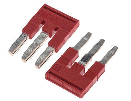 Preisvergleich Produktbild PHOENIX CONTACT Steckbrücke FBS 3-5, 50 Stück, 3030174
