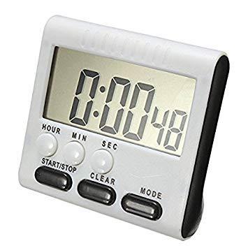 Temporizador LCD cocina - TOOGOOR Temporizador digital