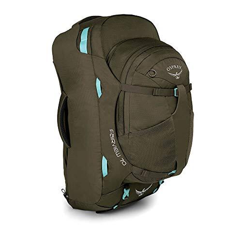 Osprey Fairview 70 Reisetasche für Frauen, mit abnehmbarem 13-Liter-TagesrucksackReisetasche für Frauen, mit abnehmbarem 13-Liter-Tagesru...