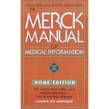 The Merck Manual of Medical Information: Home Edition (Merck Manual Home Health Handbook (Quality))