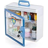 azbyc Der Medizinische Box Verschiedene Medizinische Box Multi Tier Firstaid Kit Und Blaue Medium preisvergleich bei billige-tabletten.eu