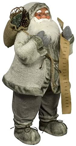 MONOPOL 33075 Weihnachtsmann 'Peter', 80 cm