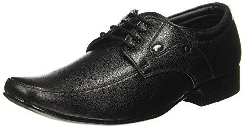 Action Shoes Men's Black Formal Shoes - 9 UK/India (43 EU)(D-62-BLACK)