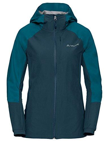 Vaude Damen Women's Skarvan S Jacket Jacke, Dark Petrol, 38