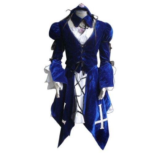 Rozen Maiden Cosplay Kostüm - Dream2Reality japanische Anime Rozen Maiden Cosplay