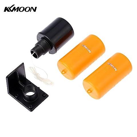 KKmoon 5pcs/set SDS Impact Foret Durable et Foret à Ciment, Mèche Assortiment 6mm 8mm 6mm 8mm 10mm