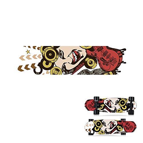 foonee-newest-addensato-opaca-antiscivolo-resistente-all-usura-adesivi-skateboard-hiphop-style-bagag