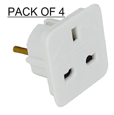 ShaniTech UK to Europe travel adaptor