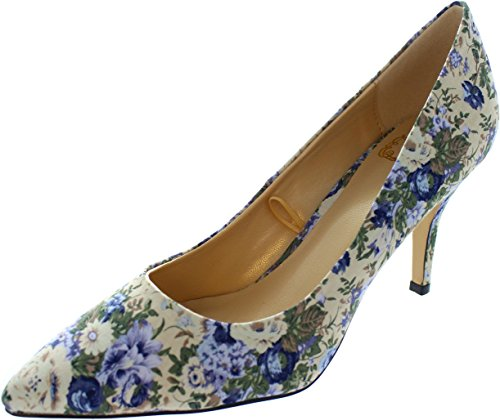 Lotus Hallmark Court Shoes, Party & Occasion JERCIA Blue 5