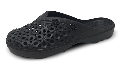 Footwear Clogs Mules Pour Femme Noir