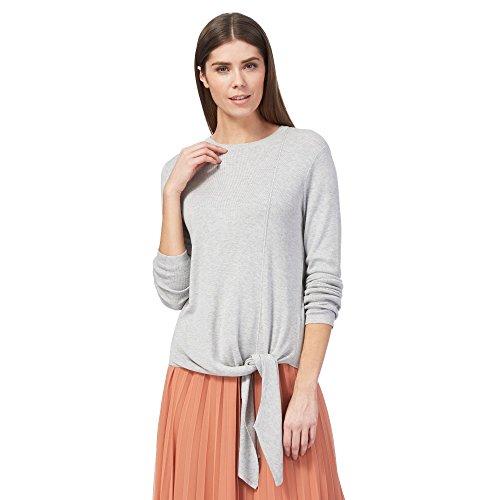 j-by-jasper-conran-womens-grey-tie-front-jumper-14