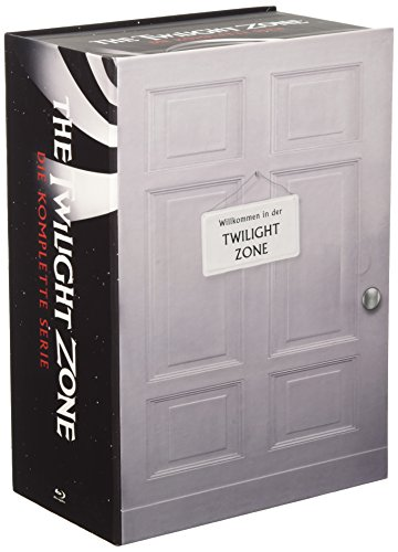 The Twilight Zone - Die komplette Serie [Blu-ray] - Zone-serie