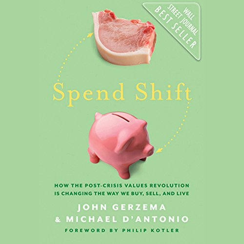 Spend Shift  Audiolibri