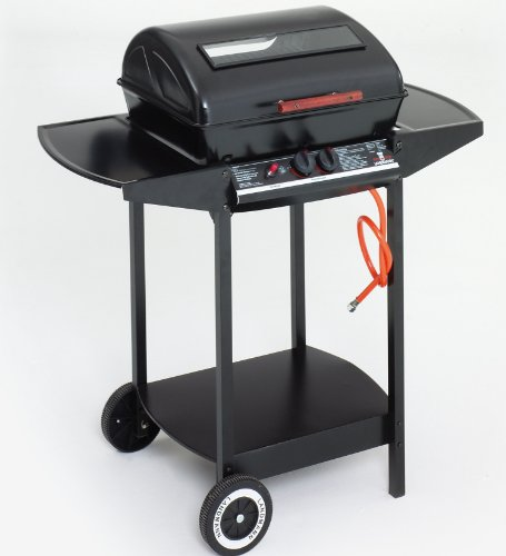 Landmann 2 Burner Gas Barbecue with Lava Rock